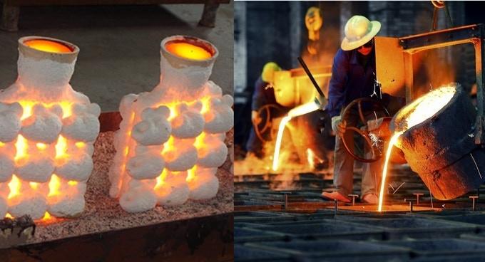 Cast Iron Manufacturing Process