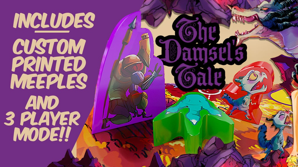 The Damsel's Tale - Final Hours! project video thumbnail