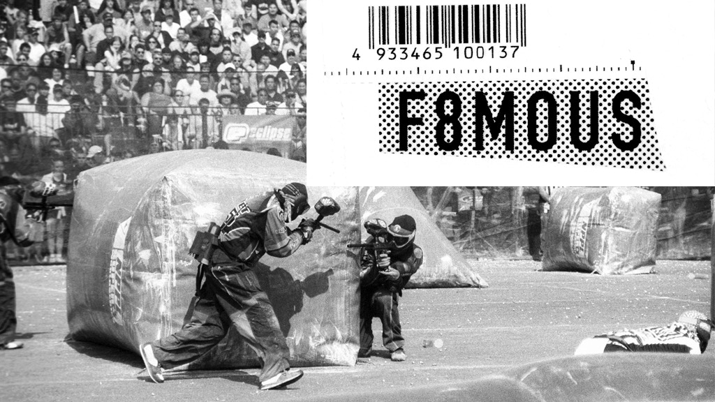 Paintball F8MOUS project video thumbnail