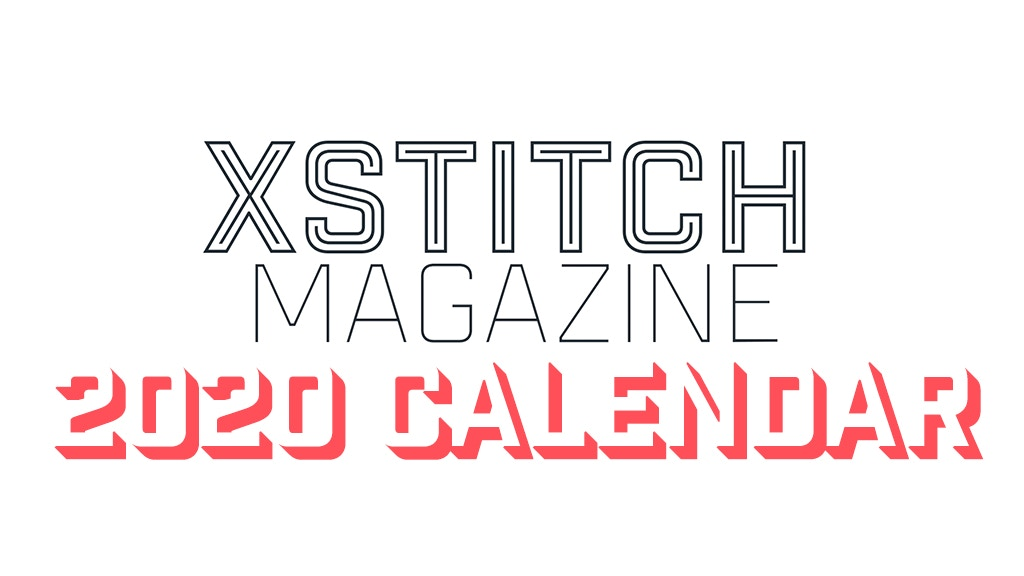 Project image for XStitch Magazine 2020 Calendar!