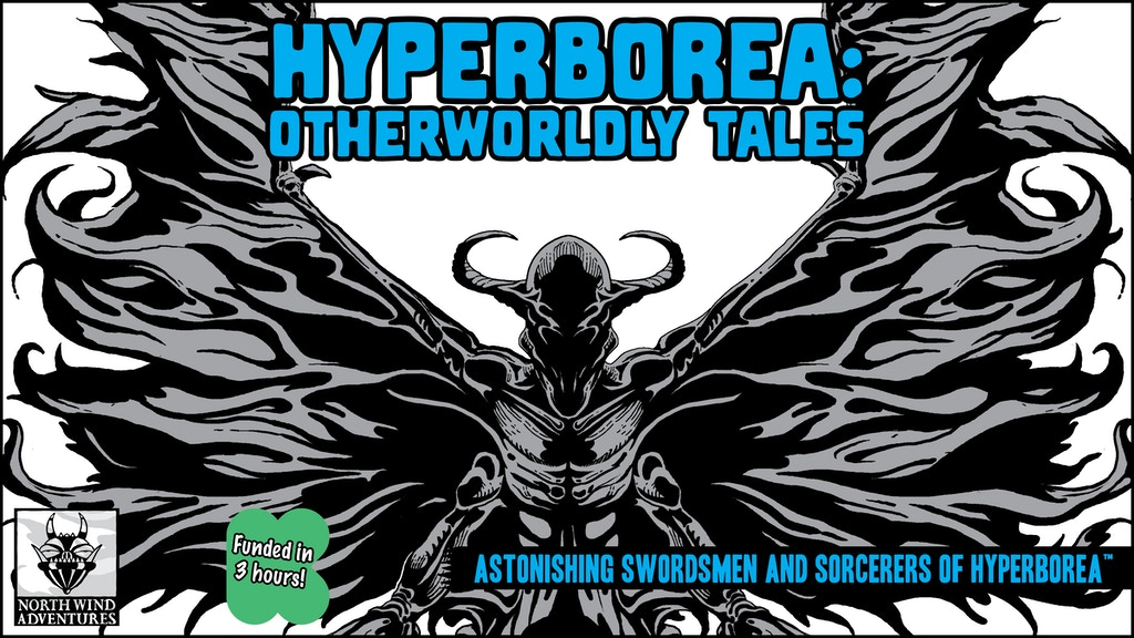 HYPERBOREA: Otherworldly Tales project video thumbnail