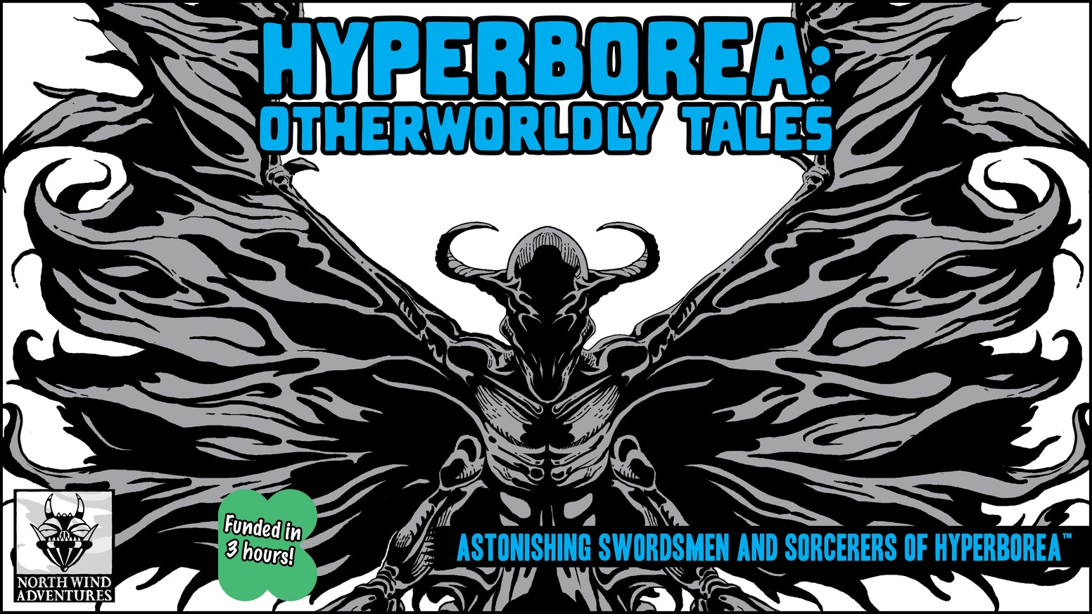 Two new adventure modules for Astonishing Swordsmen & Sorcerers of Hyperborea