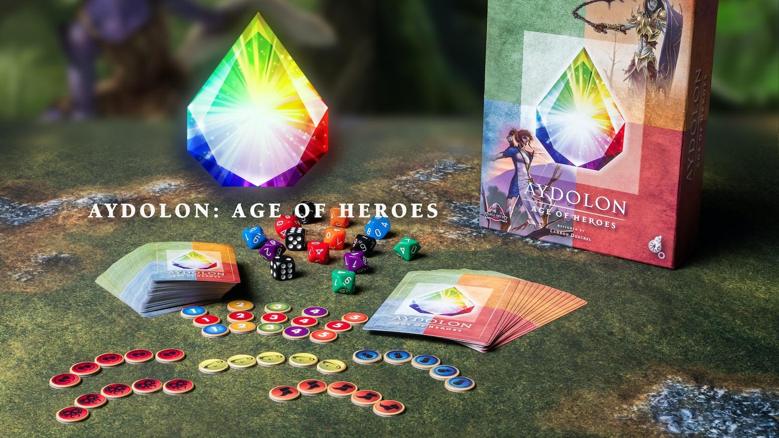 Aydolon: Age of Heros