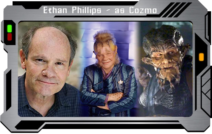Ethan Phillips - Star Trek: Voyager