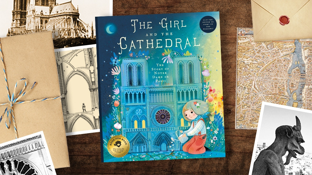The Girl and the Cathedral: The Story of Notre Dame de Paris project video thumbnail