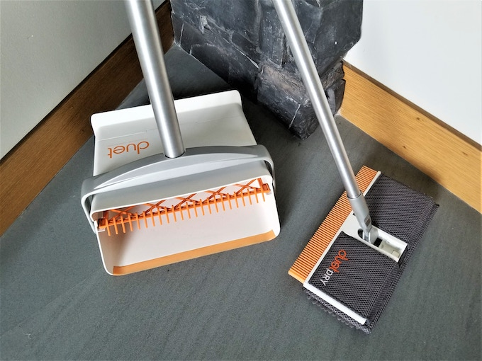 The Future in Floor Cleaning is here! Duet All in One System