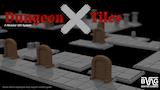 Dungeon X Tiles - d30 System thumbnail
