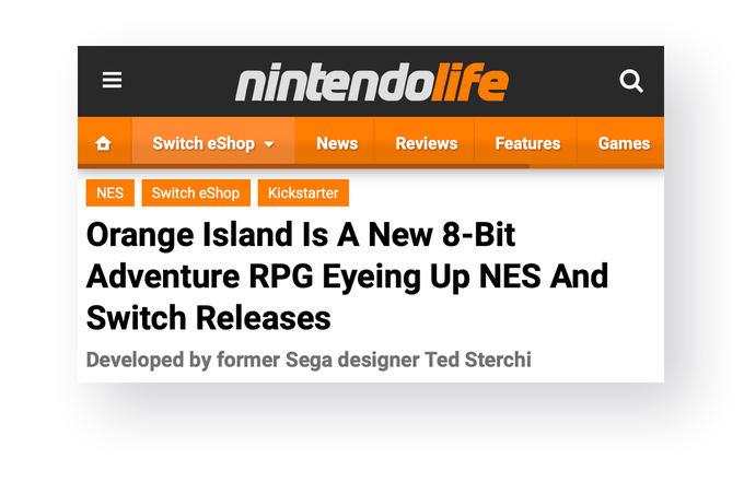 Nintendo Life coverage