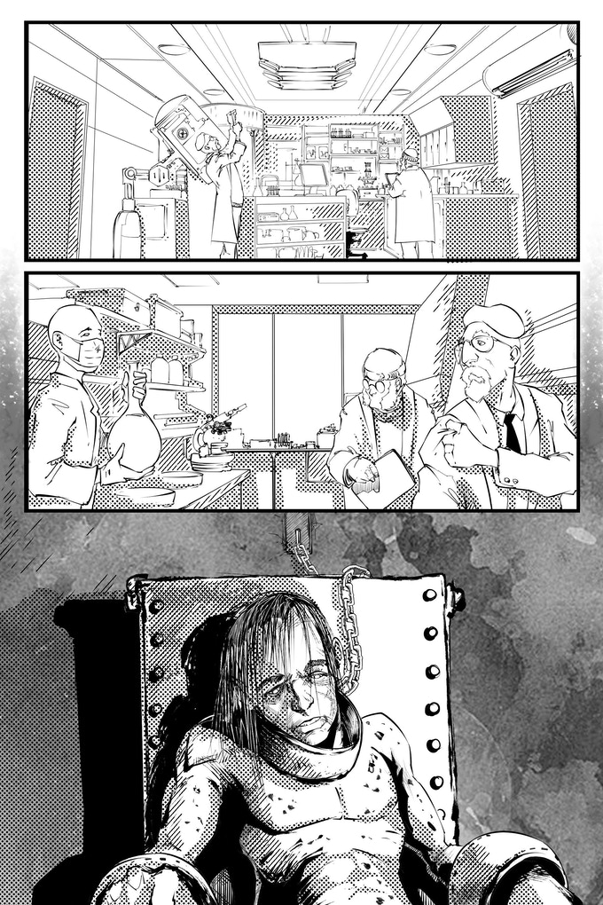 Page 1 of Aeonian #2