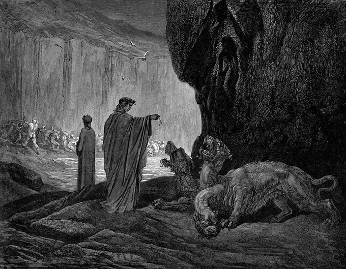 The Complete Dante S Inferno By Gustave Dore By Ae Classic