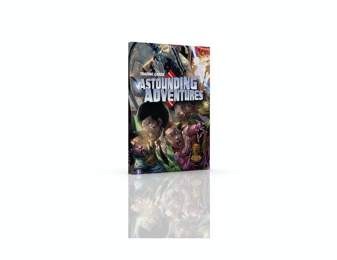Astounding Adventures Sneak Peek Card Pack!
