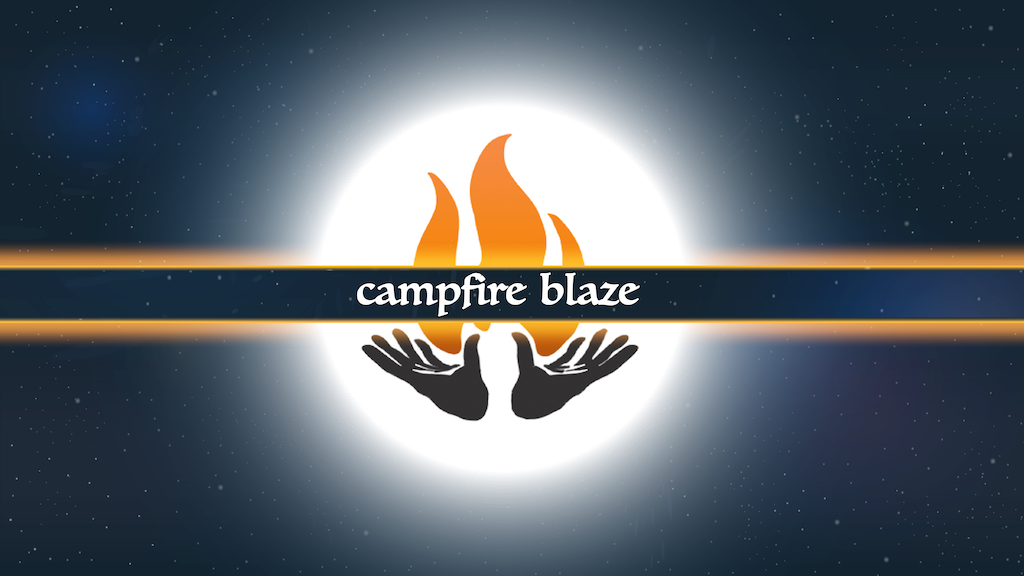 Campfire Blaze - Writing Software for Storytellers project video thumbnail