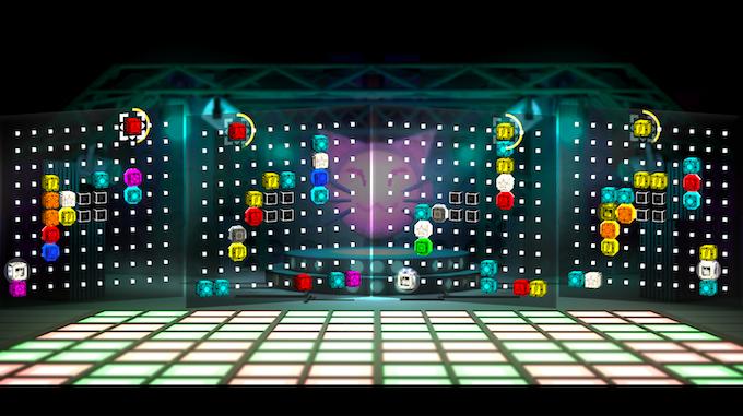 Four Player Mode