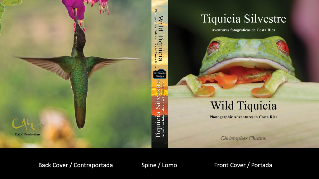 Project image for Wild Tiquicia: Photographic Adventures in Costa Rica