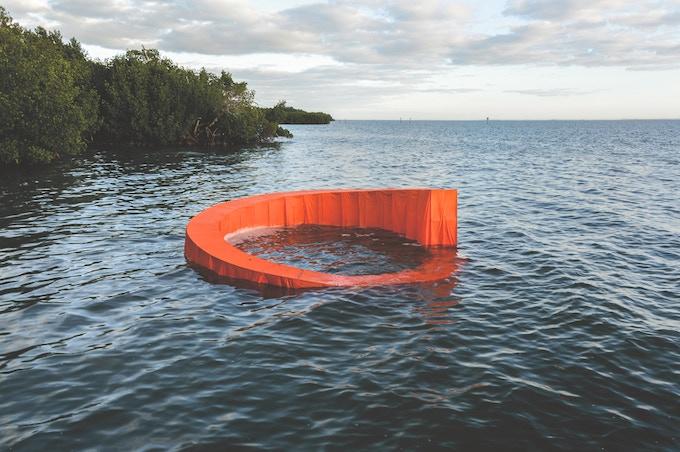 """Sea Level Clock #1"" by Adam Kuby"