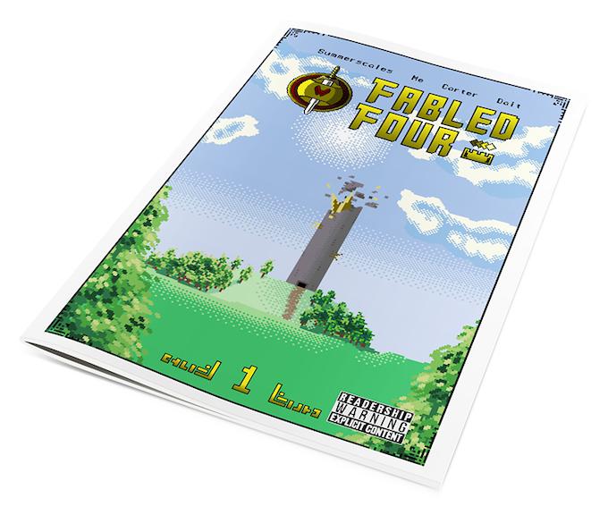 Fabled Four 1&2 | Break Kickstarter
