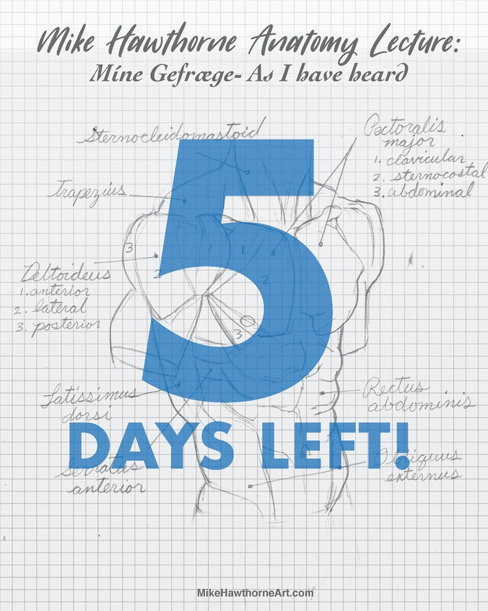 5 DAYS LEFT!
