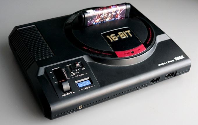 Xeno Crisis: a new game for the Sega Genesis / Mega Drive by