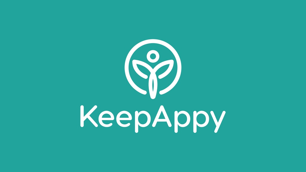 KeepAppy: the App that puts wellness in your pocket! project video thumbnail