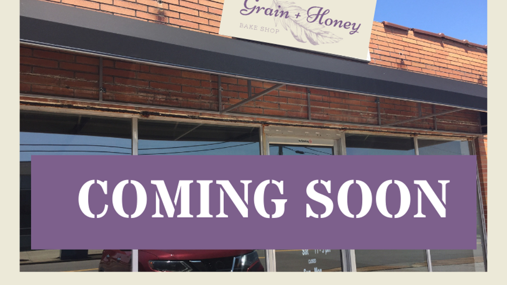 Grain + Honey gets a storefront! project video thumbnail