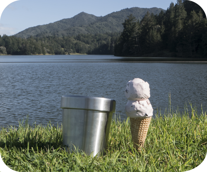where will you take your ice cream canteen?