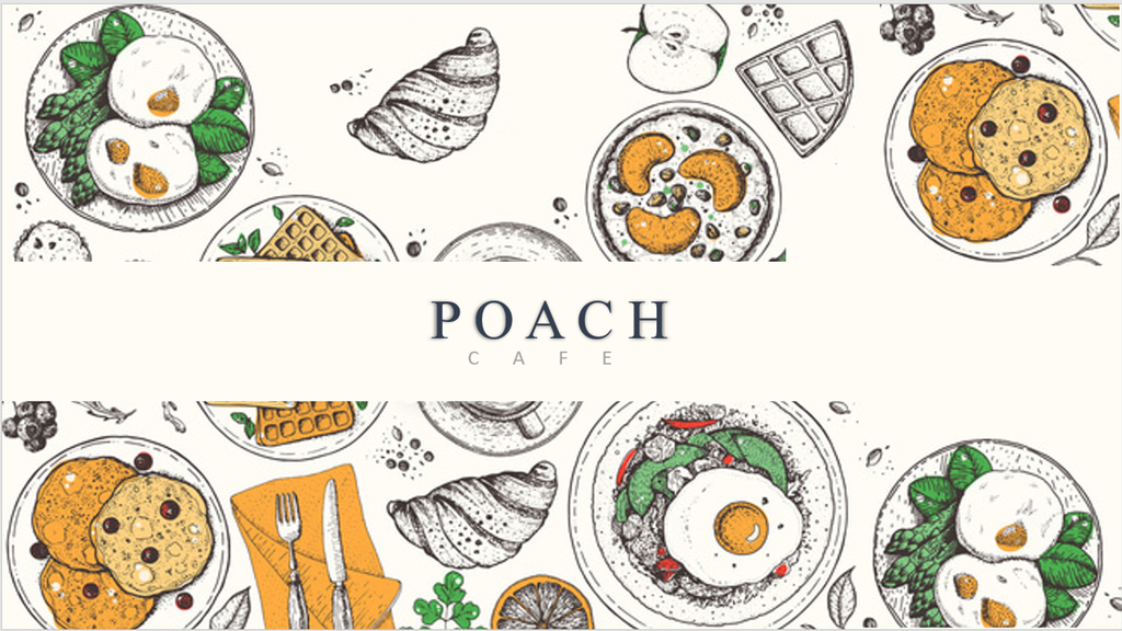 Project image for Poach Cafe: Healthy Food Options for an Underserved Area