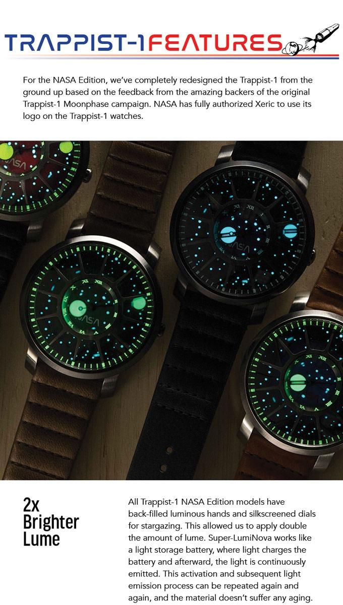 Xeric Apollo 11 50th Anniversary Automatic Watch by Xeric — Kickstarter