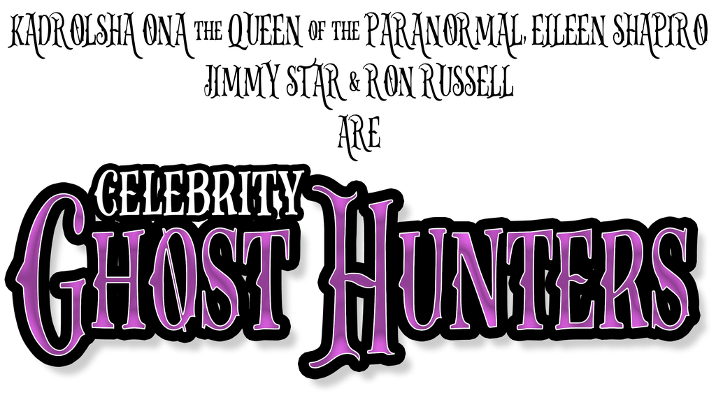 Project image for CELEBRITY GHOST HUNTERS