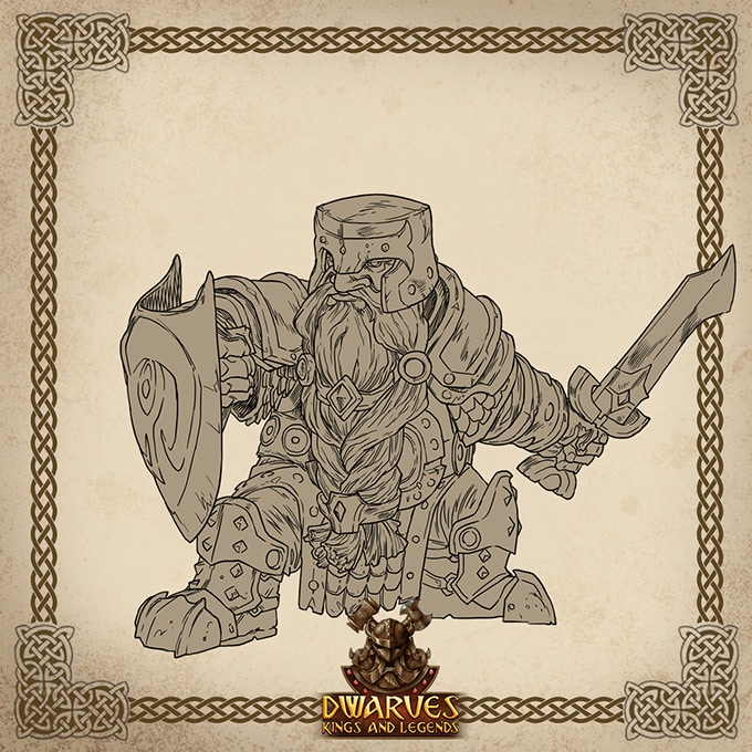 Warrior 6 or Blocker 6