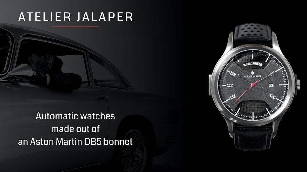 Atelier Jalaper - A legend on your wrist project video thumbnail