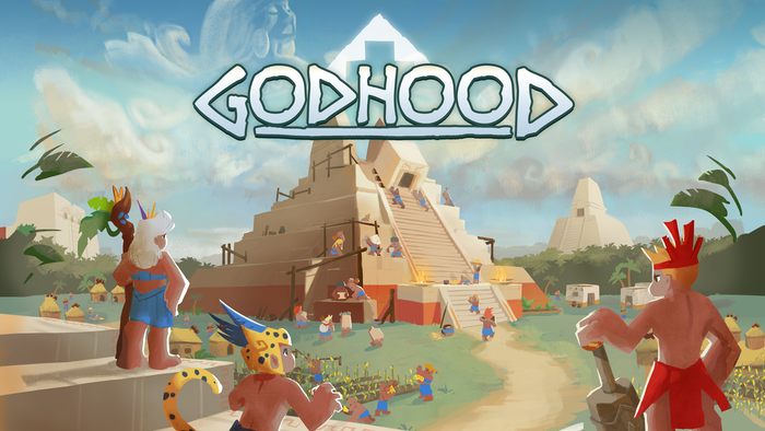 Create your own religion as a tribal god in Godhood: the new PC god game by the creators of Reus.