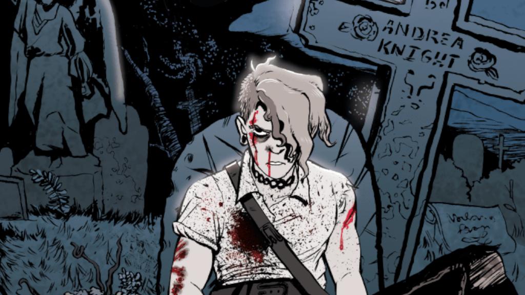 Alex Priest: Issue Five | The Finale | Break Kickstarter project video thumbnail