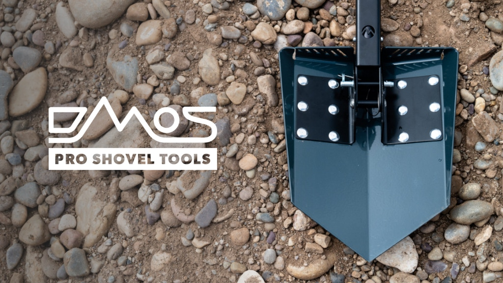 The Ultimate Offroad and Survival Tool | The Delta Shovel project video thumbnail