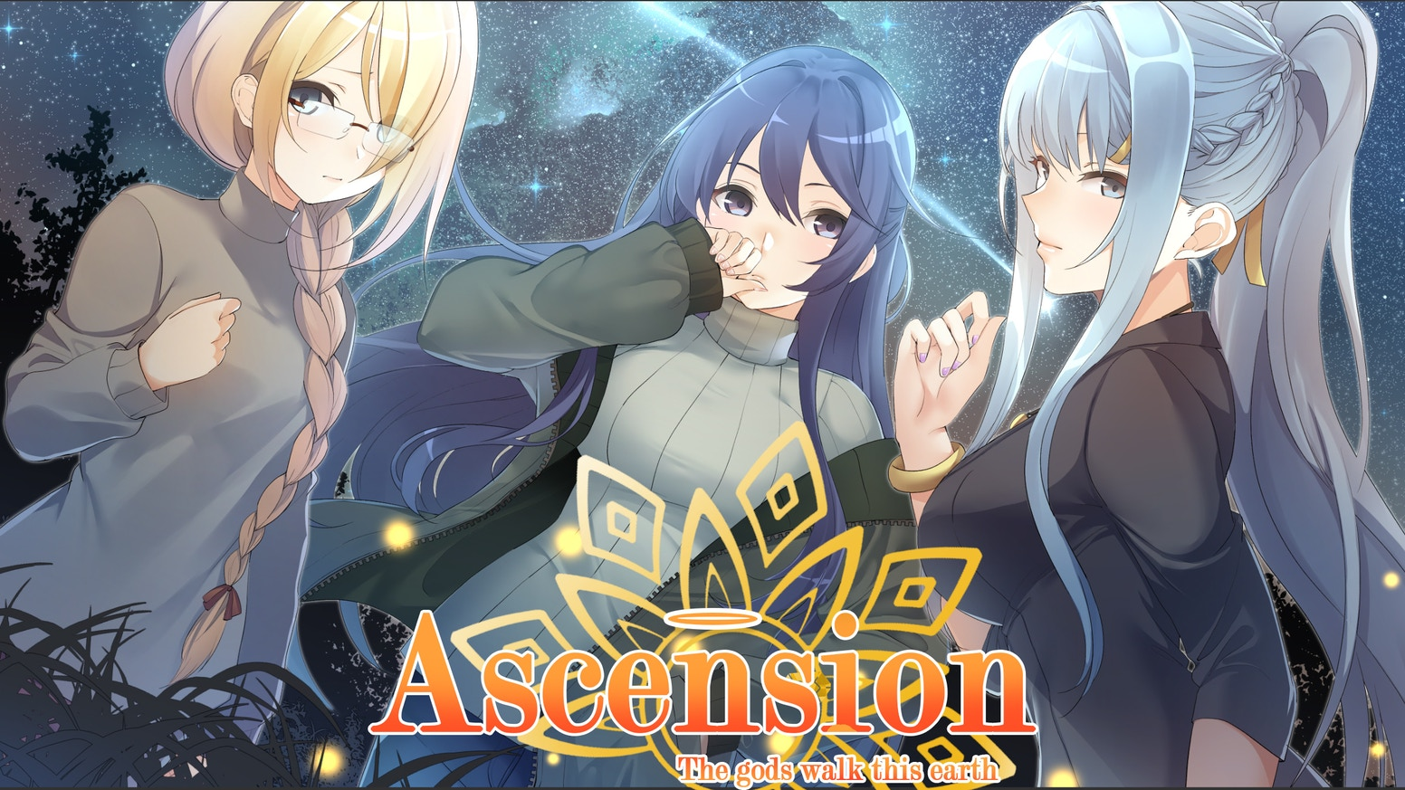 Ascension: A RPG strategy dating Simulator! by Jonathan