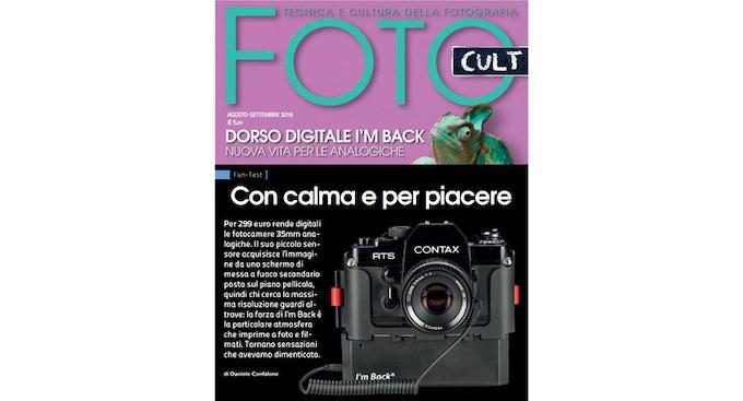 Italian photo magazine