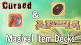 Curses and Blessings: A deck of magic items BreakKickstarter thumbnail