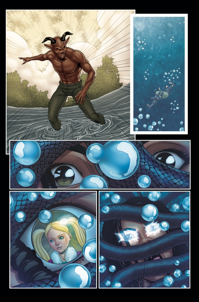 The Book of Jessica Issue 3, Page 21