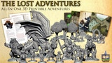 The Lost Adventures: All-In-One 3D Printable Adventures thumbnail