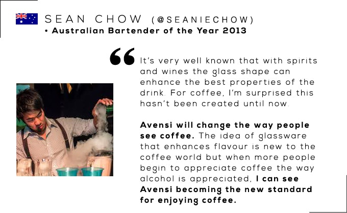 Sean Show, Australian Bartender of the Year 2013