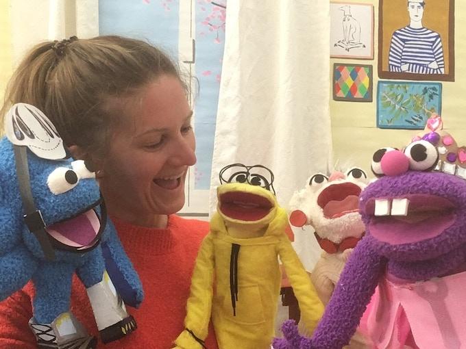 Sophie & Friends | Nurturing children's mental health