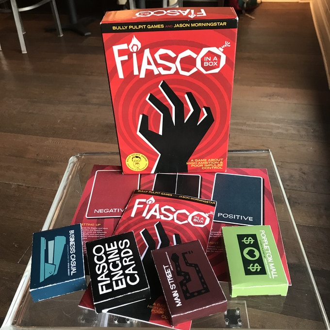 The Fiasco Prototype