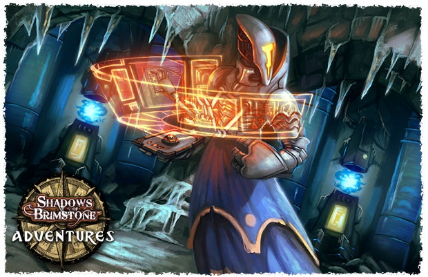 Shadows of Brimstone Adventures by Flying Frog Productions