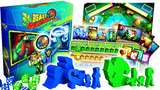 Beast Masters Duel: Tree and Tide with Custom Meeples! thumbnail