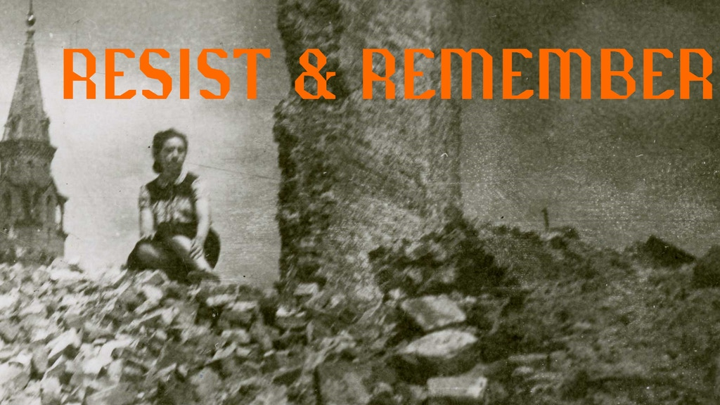 Project image for Resist & Remember: Weimar - An Anti-Fascist RPG