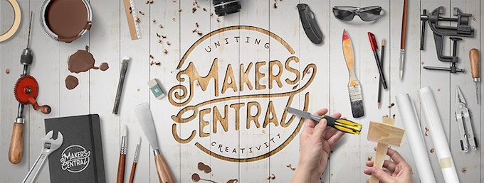 Featured at Makers Central 2019