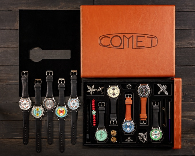 Travel watch box is not for SALE, for show purpose only!
