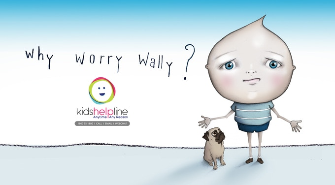 Why Worry Wally? Picture Book