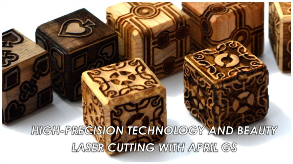 LASER DICE project video thumbnail