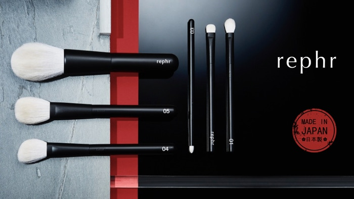 a collection of luxury brushes designed, tested & perfected by the beauty community. handcrafted by master artisans in Kumano, Japan.