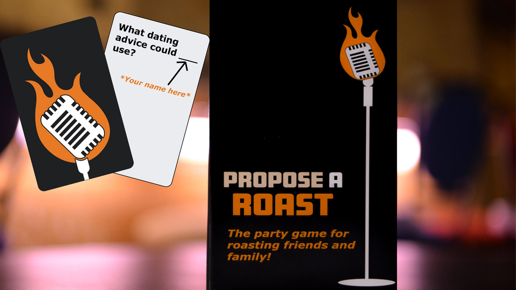 Propose a Roast: The Party Game for Roasting project video thumbnail